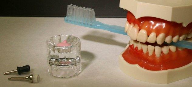 Prophylaxe, PZR, Professionelle Zahnreinigung, Zahnbürste, Individualprophylaxe